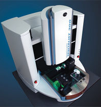 Bridge coordinate measuring machine / optical / high-precision