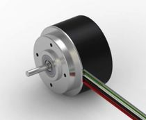 EC motor / flat-body / 24 V