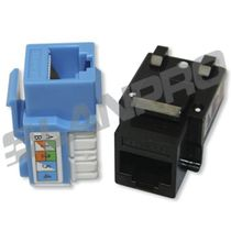 RF connector / RJ45 / parallel / modular