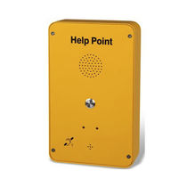 Weatherproof telephone / IP66 / help point