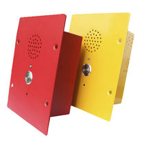 IP65 telephone / emergency / flush-mount