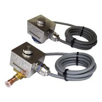 Direct-operated solenoid valve / hydraulic / flameproof / stainless steel
