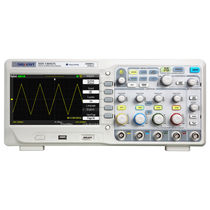 Digital oscilloscope / bench-top / 4-channel / high-bandwidth