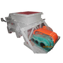 Vibrating feeder / continuous-motion / coal powder