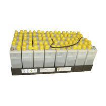 Ni-Cd battery / sintered / for electric vehicles