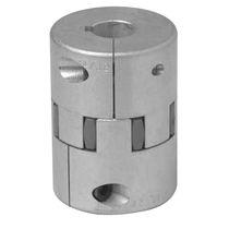 Locking device coupling / jaw / aluminum / steel