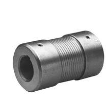 Flexible coupling / machines / steel / misalignment correction
