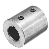 Rigid coupling / for shafts / sleeve