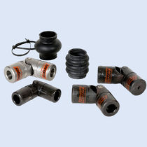 Universal joint with needle-roller bearing / stainless steel