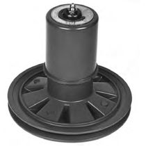 Groove pulley / belt / aluminum