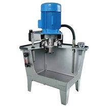 Oil tank / for high-viscosity liquids / aluminum / pressure-less