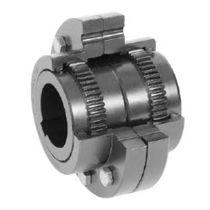 Gear coupling / metal / labyrinth seal / flange