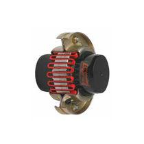 Grid coupling / flange