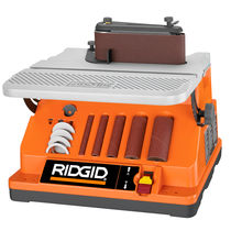 Belt sander / automatic / oscillating