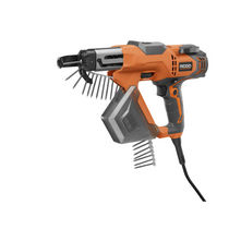 Corded electric screwdriver / pistol model / impact