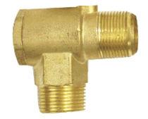 Poppet check valve / cast iron