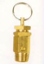 Threaded safety valve
