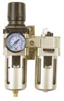 Air filter-regulator-lubricator / compressed air