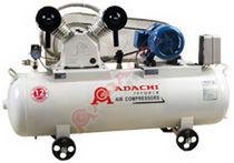 Air compressor / mobile / piston / lubricated