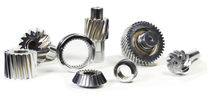Bevel gear / helical / custom / shaft