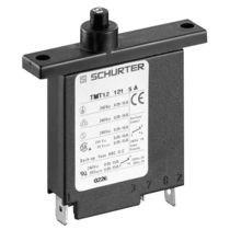 Thermal-magnetic circuit breaker / overcurrent / modular