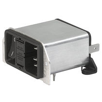 Fuse power entry module / integrated