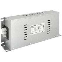 Three-phase EMI filter / two-stage / power / IEC inlet