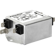 High-pass electronic filter / passive / for DC/DC converters / screw-in