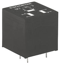 Pulse transformer / encapsulated / coupling / for printed circuit boards