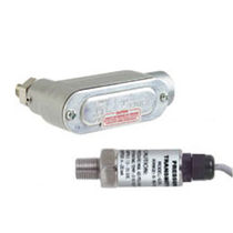 Relative pressure transmitter / membrane / analog / stainless steel