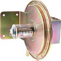 Membrane pressure switch / differential / for air