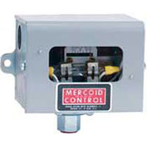 Membrane pressure switch / for air / explosion-proof