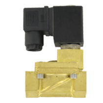 Pilot-operated solenoid valve / 2-way