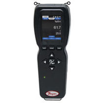 Air quality meter / HVAC / multifunction / portable