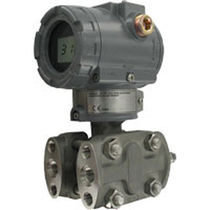 Differential pressure transmitter / explosion-proof / with display