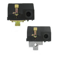 Air pressure switch / mechanical / for compressors