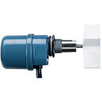 Rotary paddle level switch / bulk solids / threaded