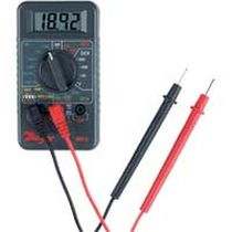 Digital multimeter / portable / industrial