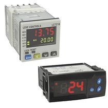 Digital timer / multi-function / panel-mount