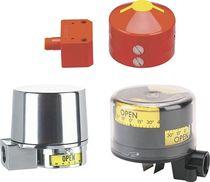 Position indicator / LED / rotating / for valves