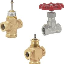 Globe valve / regulating / manual