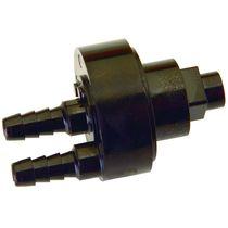 Air relief valve / low-pressure / pneumatic