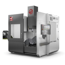 5-axis machining center / vertical / with rotary table