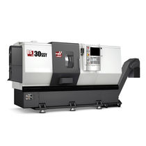 CNC turning center / 3-axis / Y-axis / double-spindle