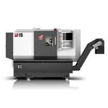 CNC lathe / 2-axis / tapping / rigid