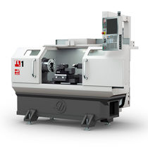 CNC lathe / manually-controlled / 2-axis