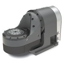 Motor-driven rotary table / tilting / high-speed