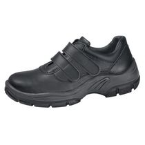 Industrial use safety shoes / anti-slip / leather