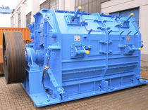 Hammer mill / for coal grinding / horizontal