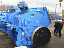 Impact crusher / stationary
